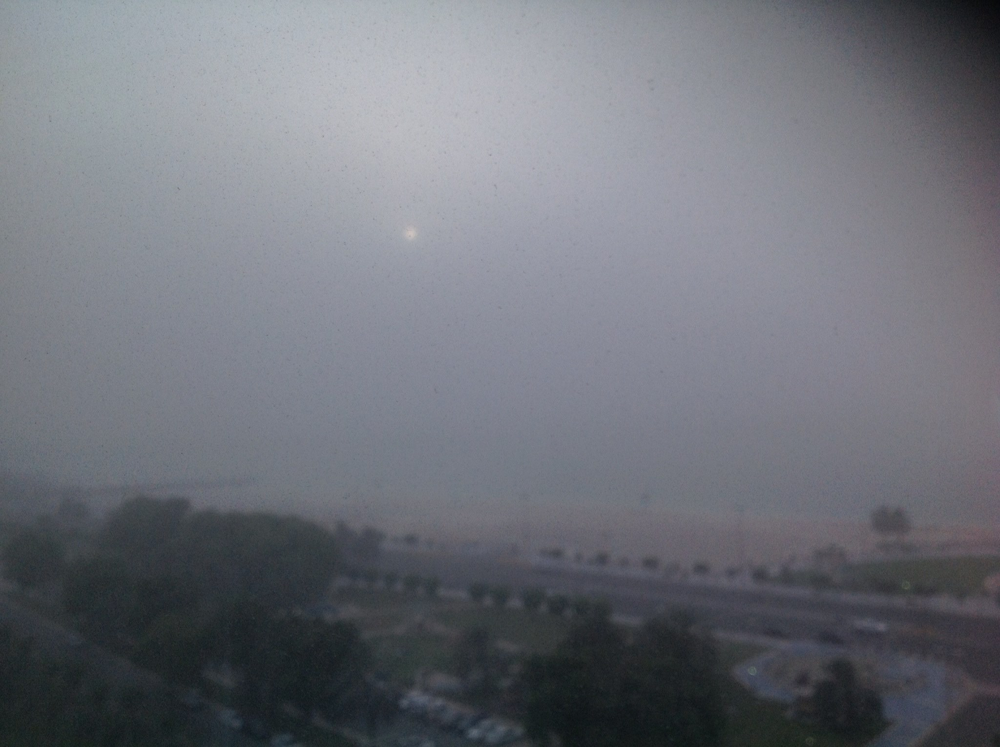 Sand Storm August 17, 2014
