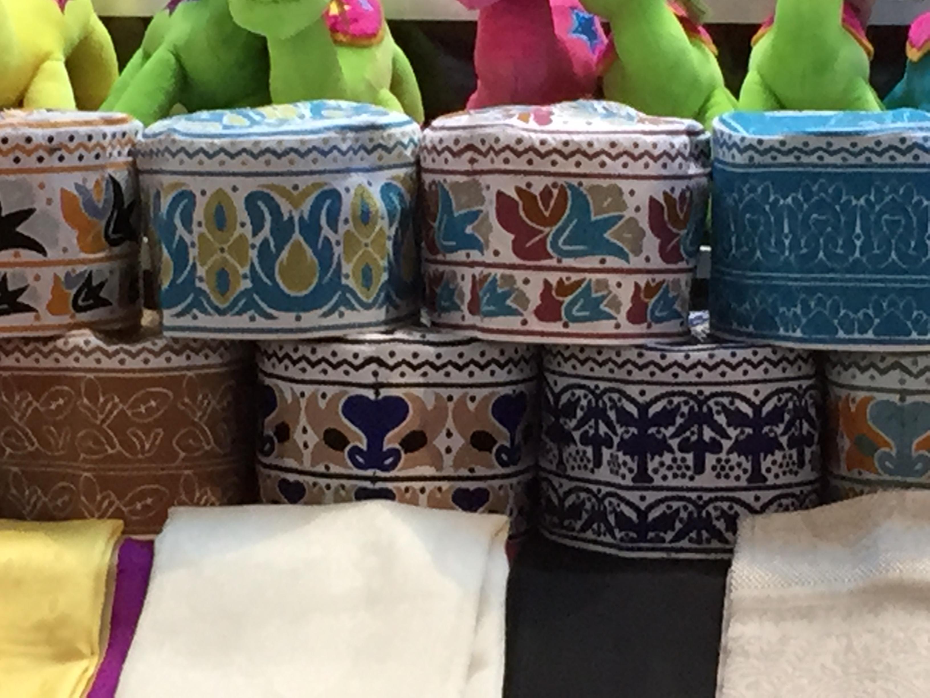 Omani hats