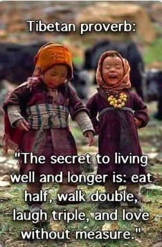 Tibet dicho